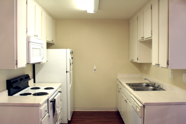 This image is the visual representation of Interiors 2 in Teton Pines Apartments.