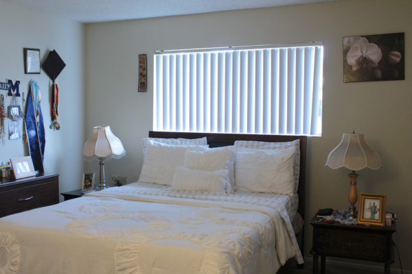 This image is the visual representation of Interiors 10 in Teton Pines Apartments.